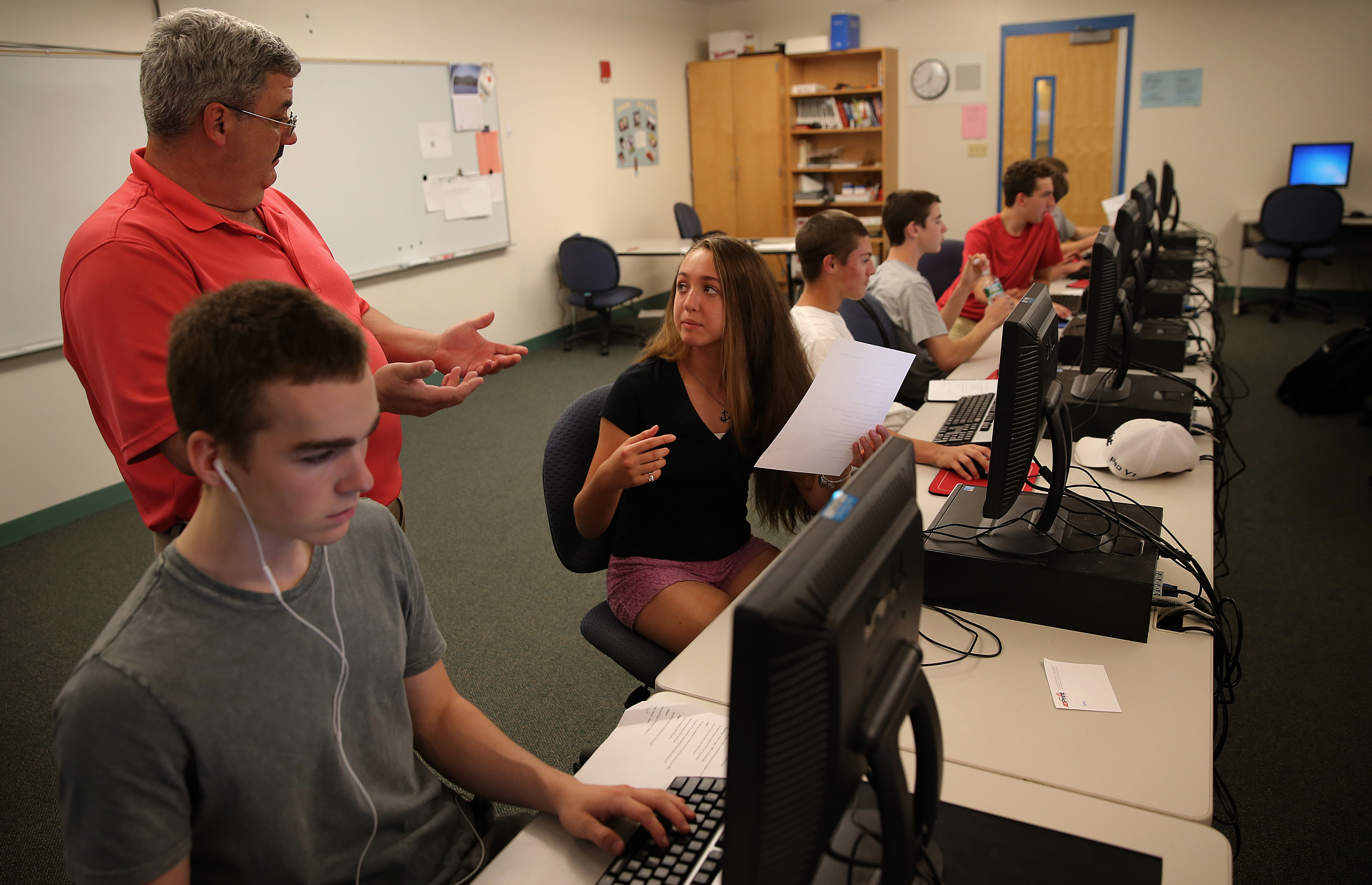 States Look To Expand Computer Science Classes In K 12