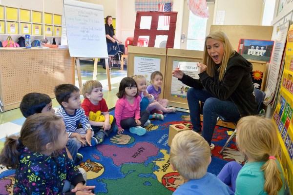 Give Preschool Teachers Higher Salaries Knowledge Bank