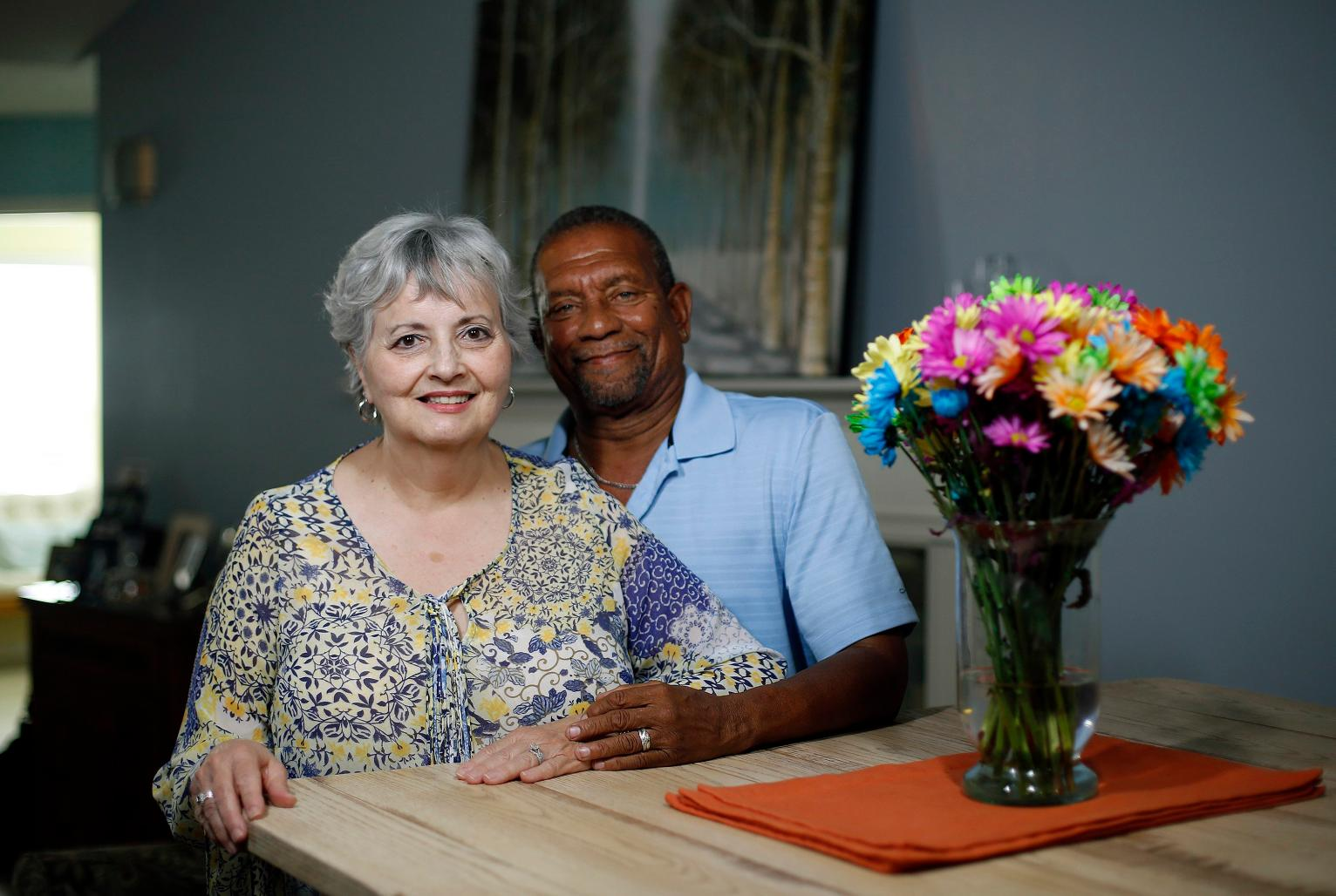 Interracial Couple Split by Racist Law Reunites Years