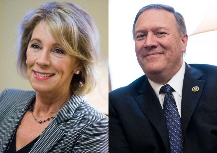 Senate Delays Hearing for CIA Director Nominee Mike Pompeo ...