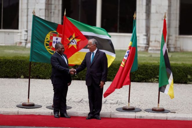 Portugal to Help Mozambique Train Forces Against Militants | World News |  US News