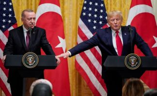Turkish President Erdogan, Trump Agree to Work More Closely to Ensure Stability in Libya