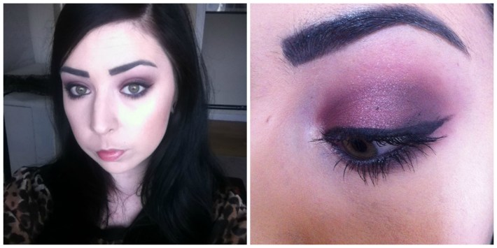 best makeup to make green eyes pop: mac, maybelline, inglot. pics