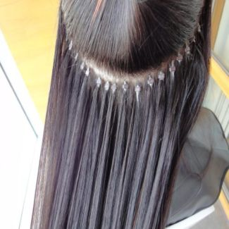 Microbead Hair Extensions The Long And Short Of It