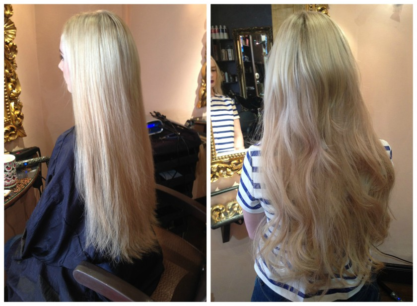 Great Lengths Hair Extensions Laura Gets A Head