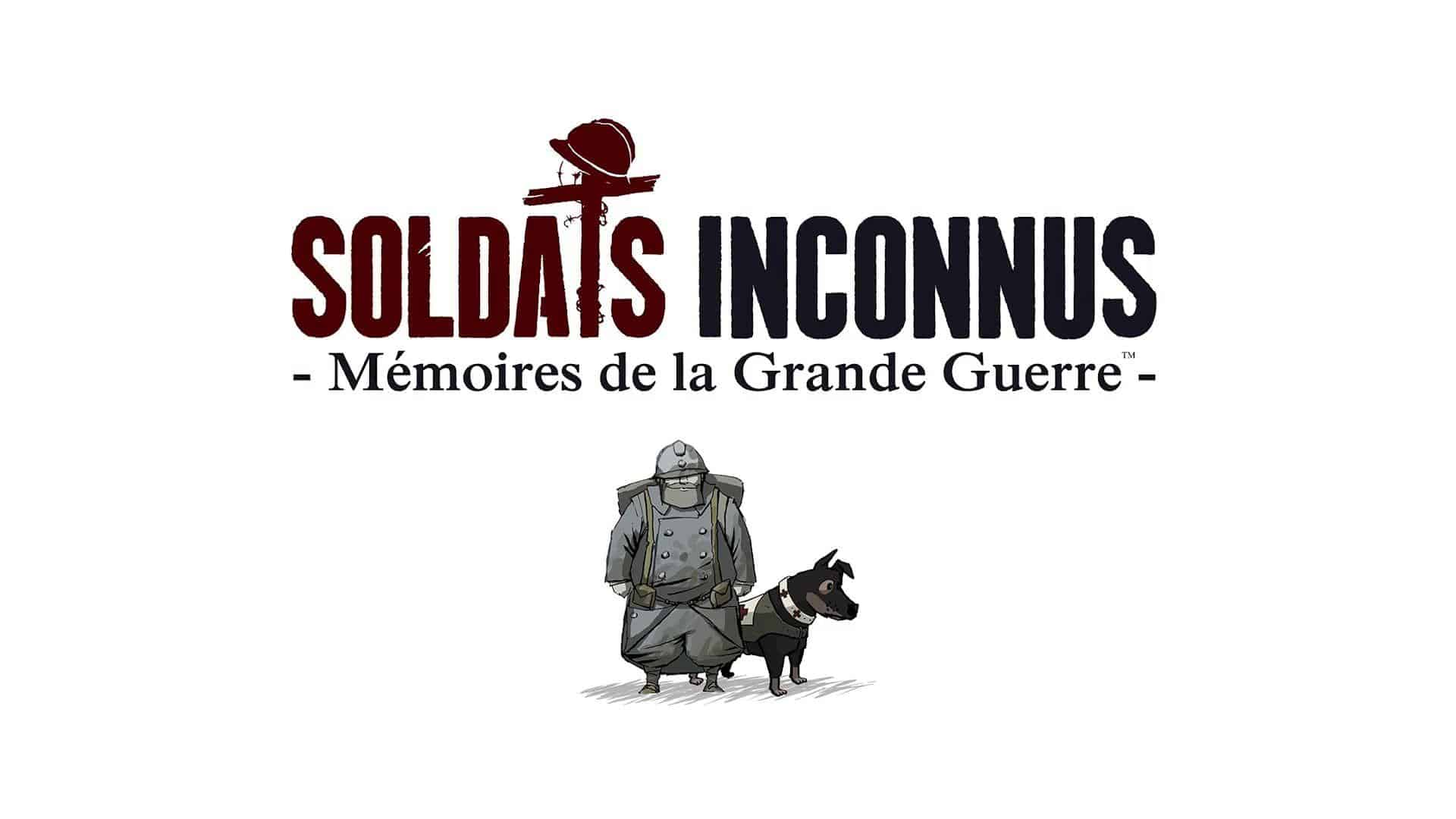 Test Soldats Inconnus : Mémoires de la Grande Guerre sur