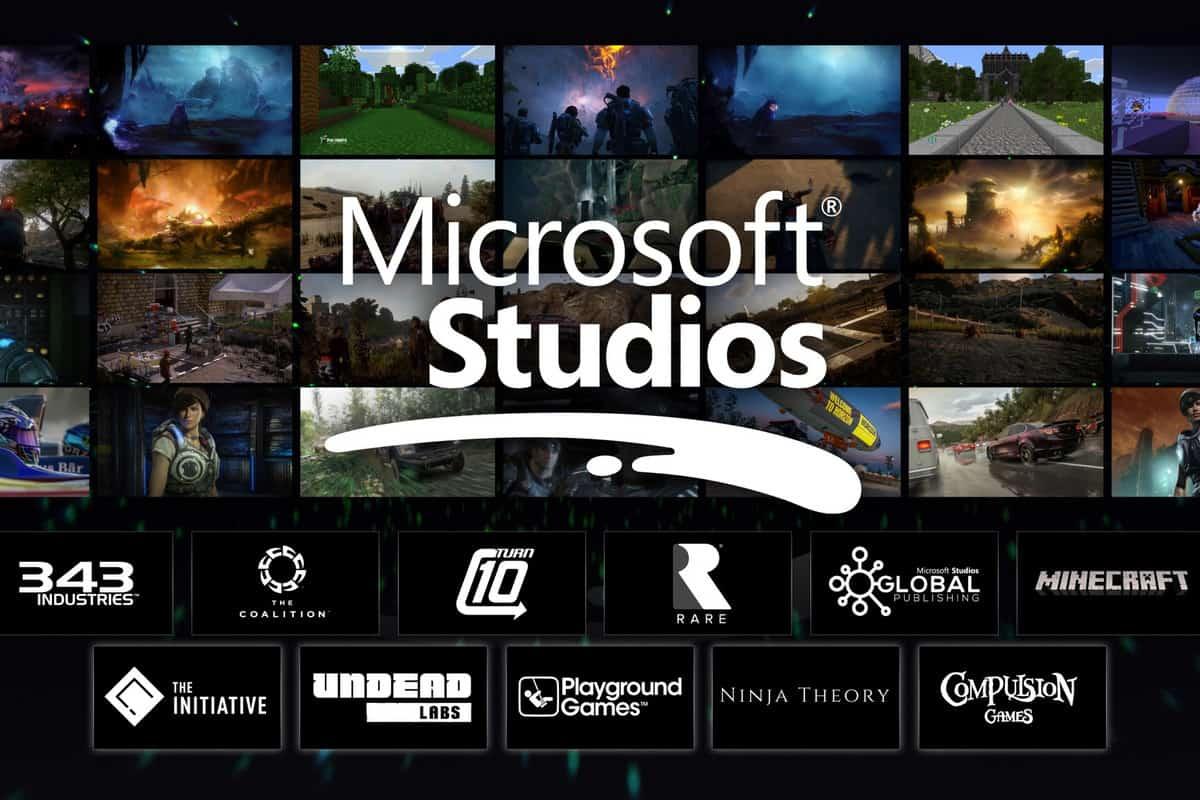 E3 2018 Microsoft Annonce La Cration De The Initiative