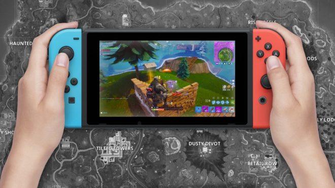 Fortnite Nintendo Annonce Un Bundle Switch Avec Des Bonus