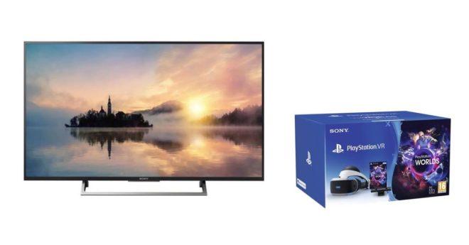 Bon Plan Un Pack TV LED Sony 4K PlayStation VR2 599