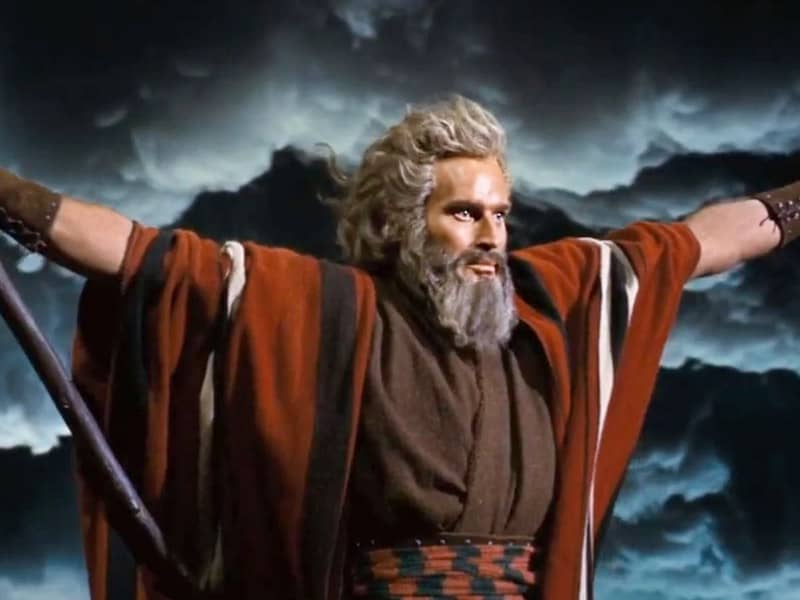 7 facts about moses