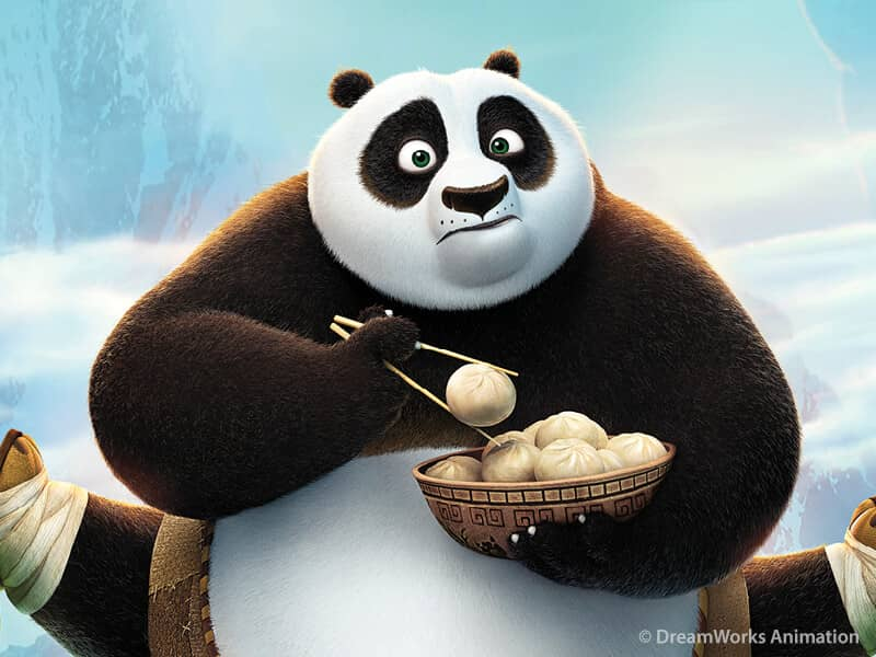 Valuable Life Lessons From Kung Fu Panda Beliefnet