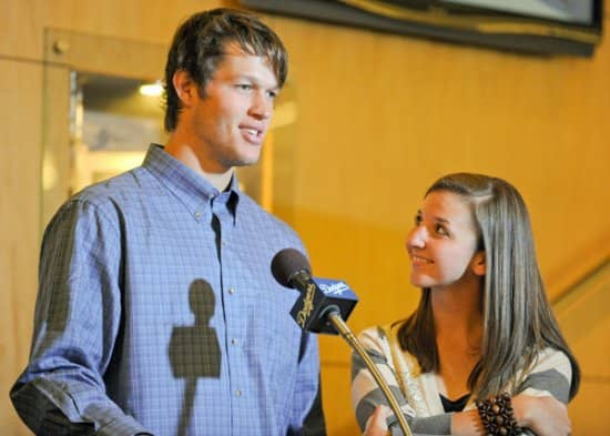The Story Of Dodgers Pitcher Clayton Kershaw Missions