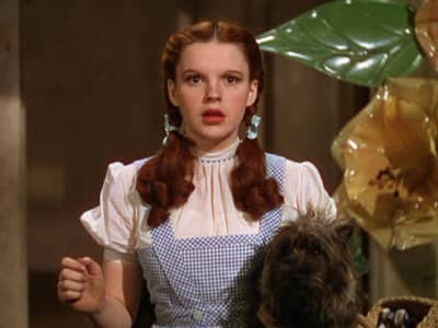 Life Lessons From 'The Wizard Of Oz' Look Within For