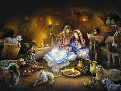 was jesus really born in a stable