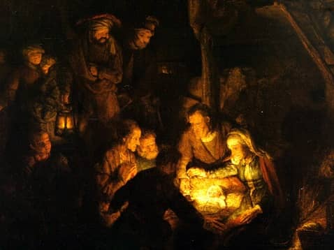 was jesus really born in a stable no innkeeper