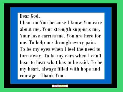 Prayables 10 Short Prayers Prayer To God Trust God Prayer Beliefnet