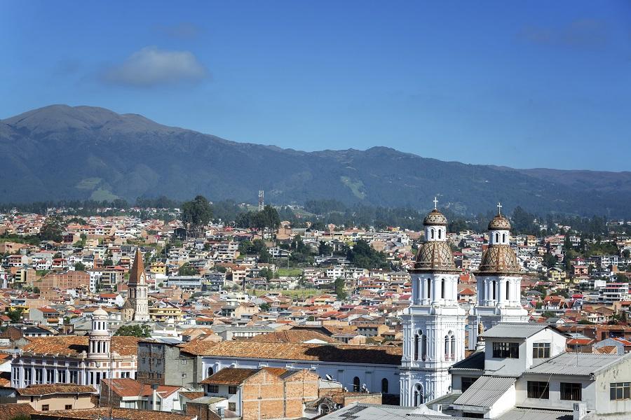 Cuenca, Ecuador (Photo: Getty)