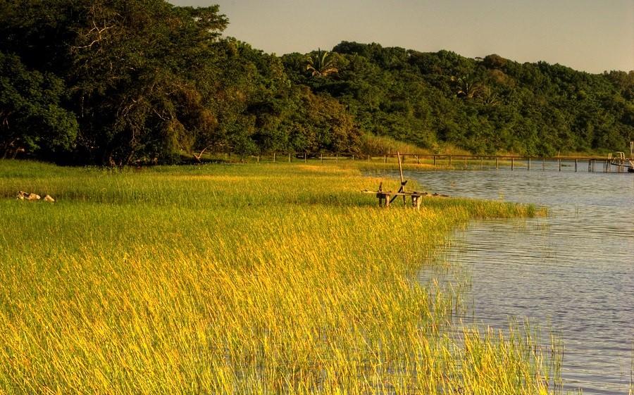 Lamanai River, Belize (photo: Getty)