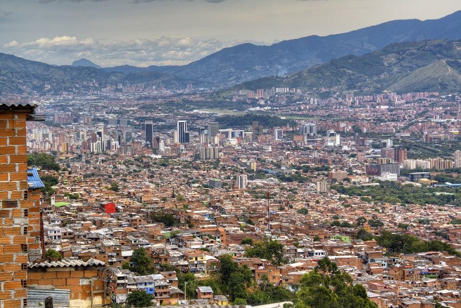 Medellin, Colombia (photo: Getty)