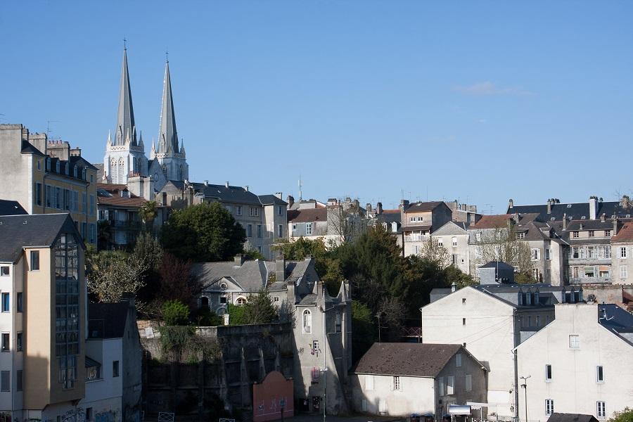 Pau, France (photo: Getty)