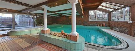 Sporthotel Tyrol  Wellness un centro benessere nel cuore delle Dolomiti