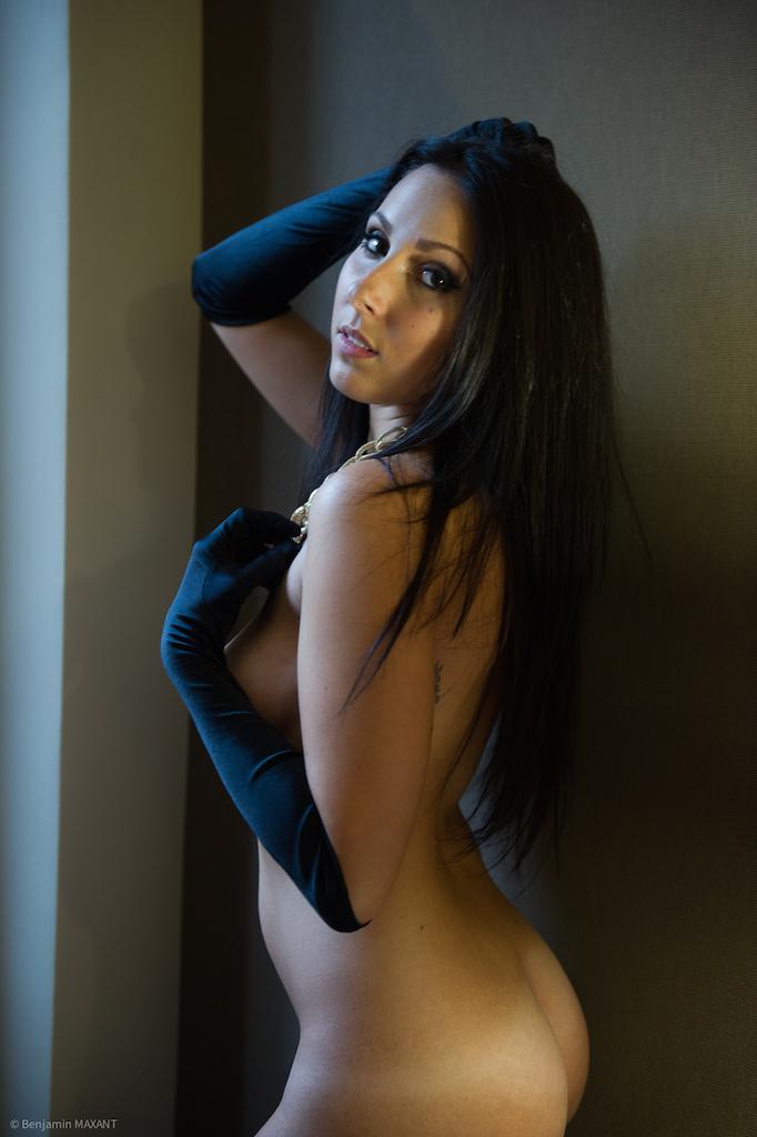 Séance photo Nu dans un Hotel Sensualité Chic