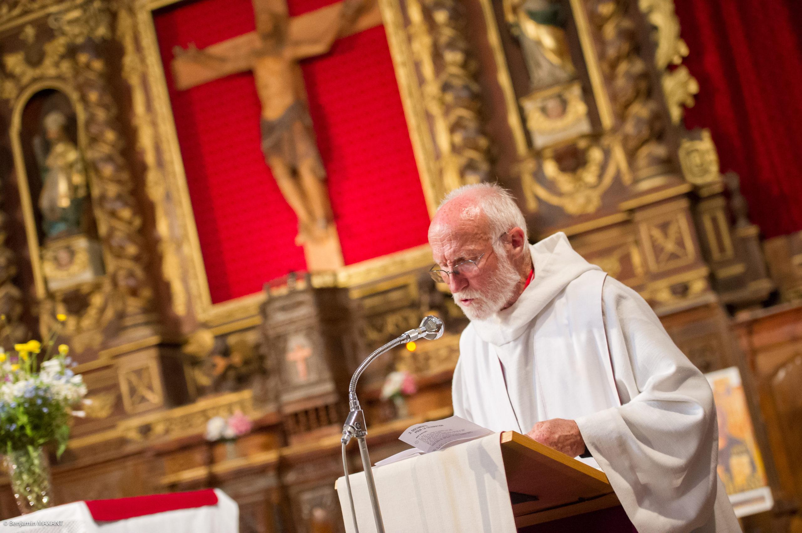 Discours du prêtre de Saint Véran