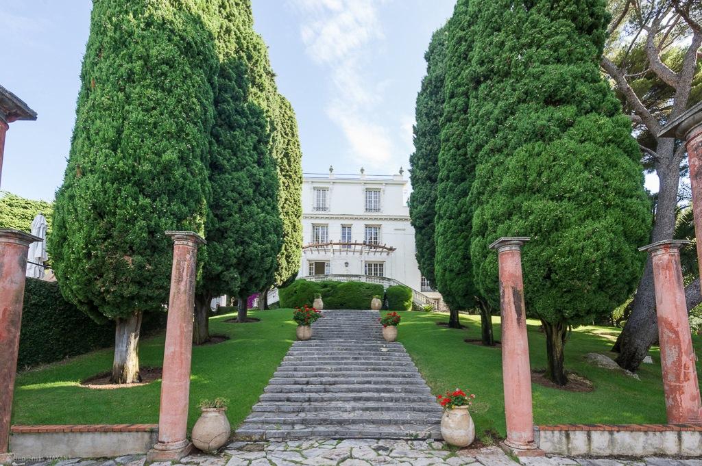 Shooting photos immobilier de villa / maison - Villa à Saint Jean Cap Ferrat