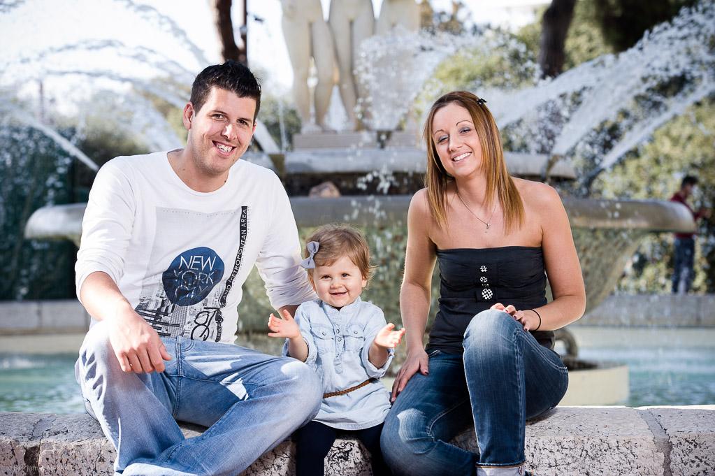 Séance photo famille à Nice