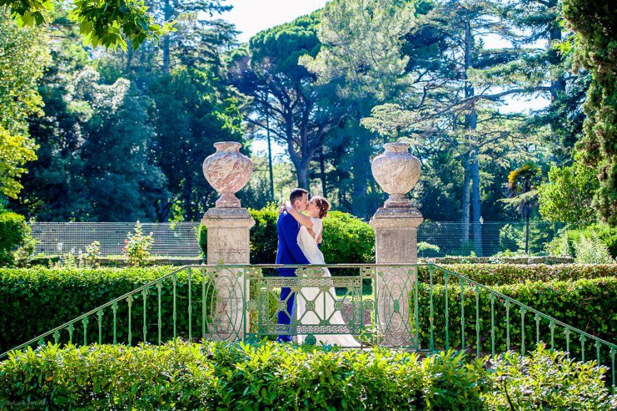 Séance photo couple des mariés