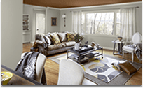 Benjamin Moore Colour Trends 2013 living room paint colours