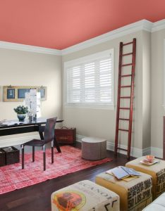 also benjamin moore overwalls paint  decor on pinterest rh