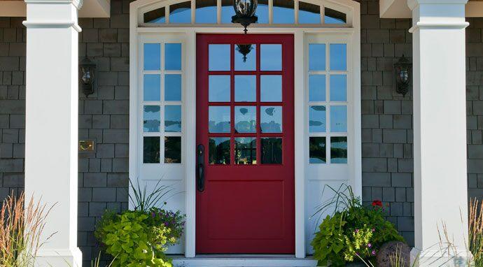 Paint color ideas for front door