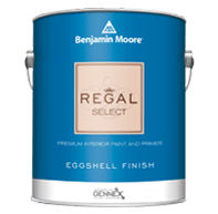 REGAL Select Interior Paint- Eggshell