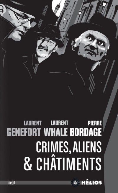 Couverture Crimes, Aliens et Chatiments