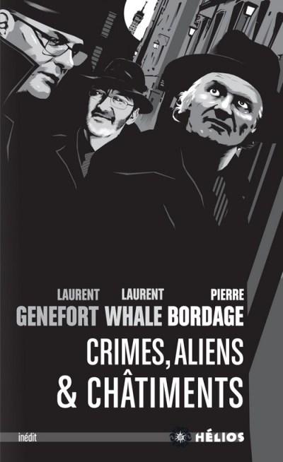Couverture Crimes, Aliens et Chatiments