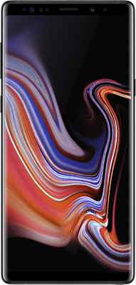Samsung Galaxy Note 9 (128GB Black Refurbished Grade A) at £100.00 on 4G Essential 1GB (24 Month(s) contract) with UNLIMITED mins; UNLIMITED texts; 1000MB of 4G data. £45.00 a month. Extras: EE: Service Pack Benefits.