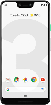 Google Pixel 3 XL (64GB Clearly White) at £20.00 on 4G Essential 30GB (24 Month(s) contract) with UNLIMITED mins; UNLIMITED texts; 30000MB of 4G data. £49.00 a month. Extras: EE: Service Pack Benefits.