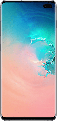 Samsung Galaxy S10 Plus (128GB Prism White) at £100.00 on 4G Essential 1GB (24 Month(s) contract) with UNLIMITED mins; UNLIMITED texts; 1000MB of 4G data. £45.00 a month. Extras: Samsung Galaxy Watch Active (Black) + EE: Service Pack Benefits.