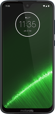 Moto G 7 Plus (64GB Deep Indigo) on 4G Essential 4GB (24 Month(s) contract) with UNLIMITED mins; UNLIMITED texts; 4000MB of 4G data. £23.00 a month. Extras: EE: Service Pack Benefits.