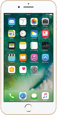 Apple iPhone 7 Plus (128GB Gold) at £10.00 on 4G Essential 4GB (24 Month(s) contract) with UNLIMITED mins; UNLIMITED texts; 4000MB of 4G data. £49.00 a month. Extras: EE: Service Pack Benefits.