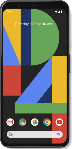 Google Pixel 4 XL (64GB Clearly White) at £40.00 on 4G Essential 100GB (24 Month(s) contract) with UNLIMITED mins; UNLIMITED texts; 100000MB of 4G data. £59.00 a month. Extras: EE: Service Pack Benefits.