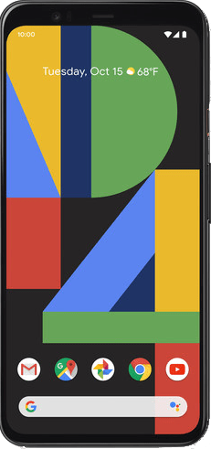 Google Pixel 4 XL (128GB Just Black) at £10.00 on 4G Essential Unlimited (24 Month(s) contract) with UNLIMITED mins; UNLIMITED texts; UNLIMITEDMB of 4G data. £69.00 a month. Extras: EE: Service Pack Benefits.