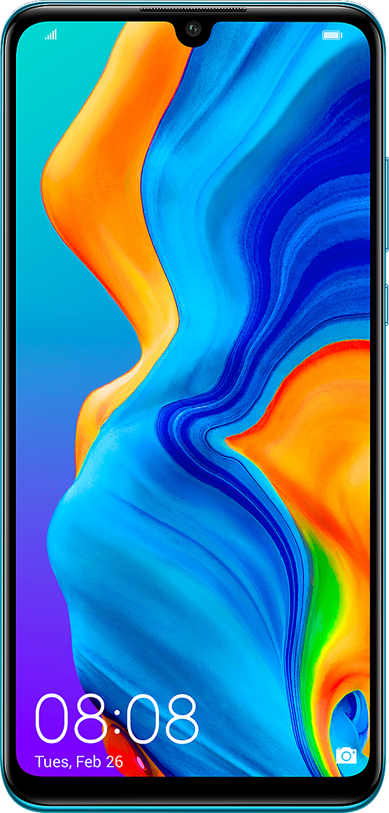 Huawei P30 Lite (128GB Peacock Blue Refurbished Grade A) at £30.00 on 4G Essential 4GB (24 Month(s) contract) with UNLIMITED mins; UNLIMITED texts; 4000MB of 4G data. £23.00 a month. Extras: EE: Service Pack Benefits.