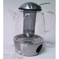 WMF SmarTea Tee-Set Glas Teekanne mit Edelstahl Stvchen ...