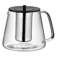 Teekanne Glas mit Edelsthal Stvchen WMF TEATIME Set ...