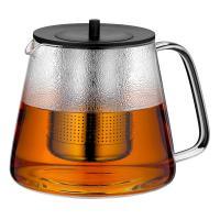 WMF TeaTime Tee Set 2 tlg.Teekanne 1,2 l.Glas m.Sieb ...