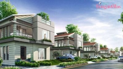Ongoing Villa Project in West Bengal - Bougain villas
