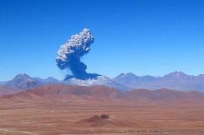 Imagen:Volcán Lascar | Wikipedia (CC)