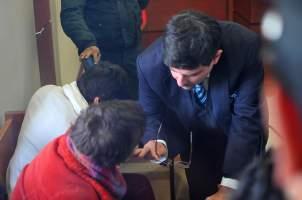 Imagen:Pablo Ovalle | Agencia UNO